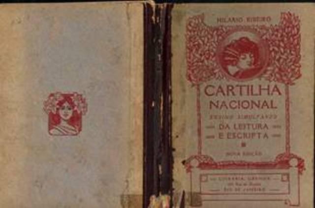 """""""Cartilha Nacional"""", de Hilário Ribeiro"""