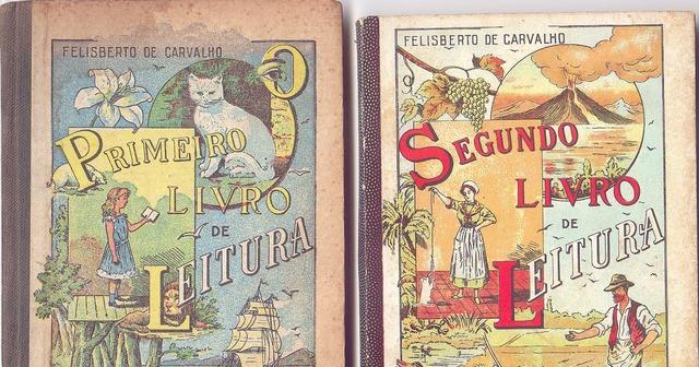 """""""Primeiro Livro de Leitura"""", de Felisberto de Carvalho"""