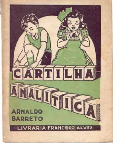 """""""Cartilha Analítica"""", de Arnaldo Barreto"""