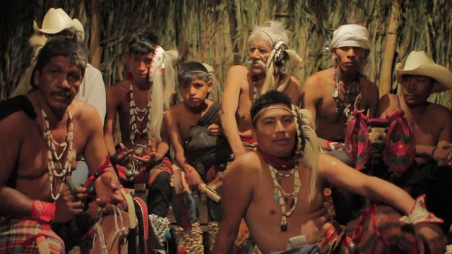 Revelión de los indios Yaquis