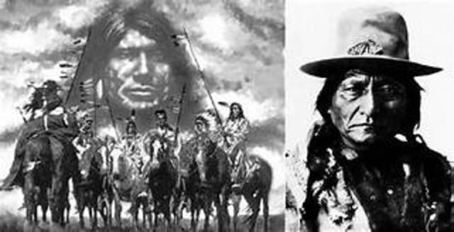 comienza la sublevación de los indios Mayos