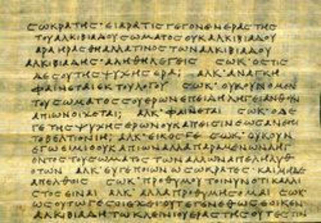 Invenção do papiro