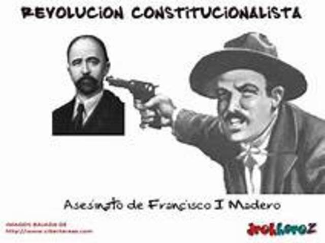 Revolucion Constitucionalista