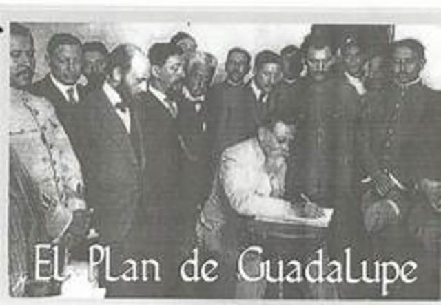 Plan de Guadalupe