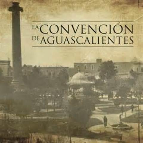 Convención de Aguascalientes