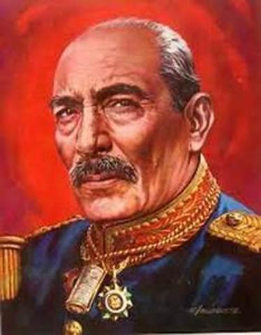 Victoriano Huerta asume la presidencia