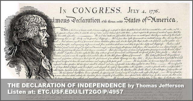 American Independence from Britan