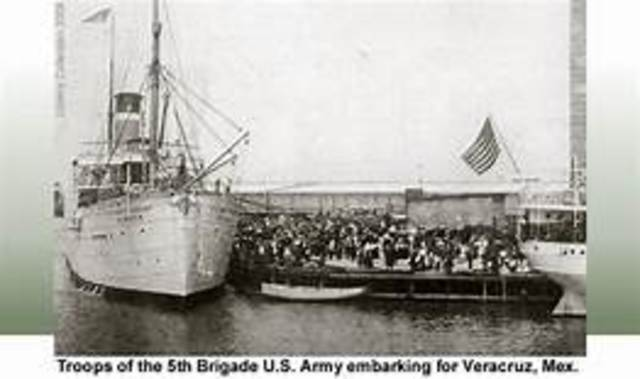 La Invasión a Veracruz