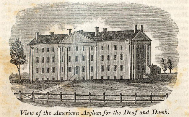 Connecticut Asylum for the Education and Instruction of the Deaf and Dumb Persons