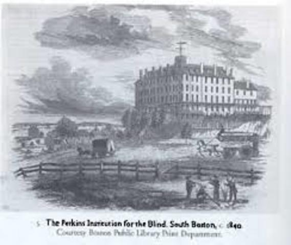 Perkins Institution for the Blind
