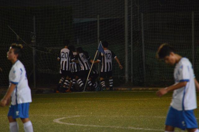 Liga 2. Rtvo Patronato 0 - UD Pla de na Tesa 1
