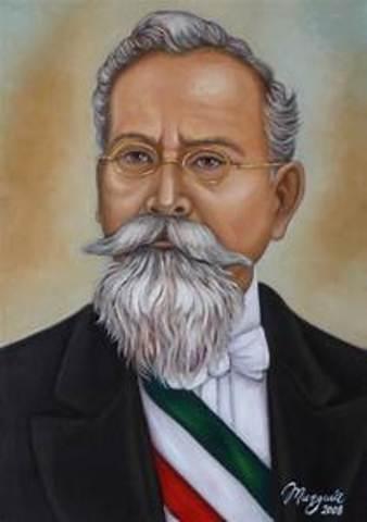El gobirno estadoinidence es el primero en reconocer el gobierno de facto de Venustiano Carranza