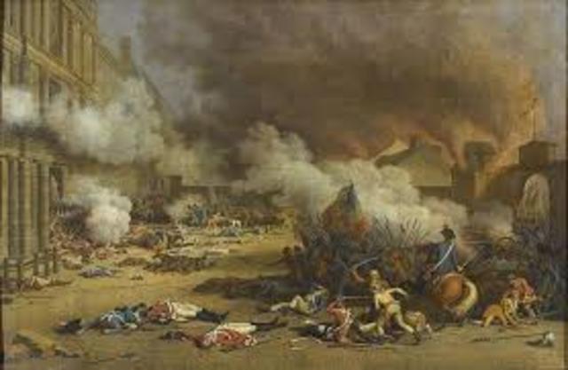 Invasion of Tuileries