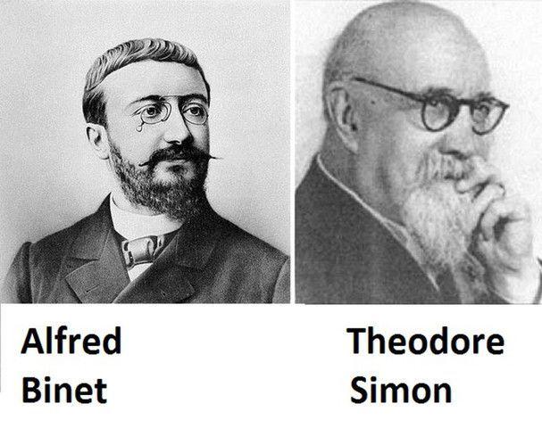 Alfred Binet and Theodore Simon