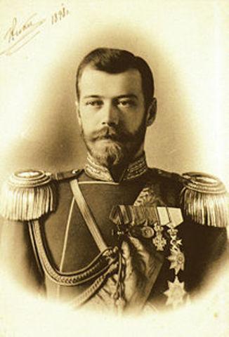 Fin de la monarquía en Rusia