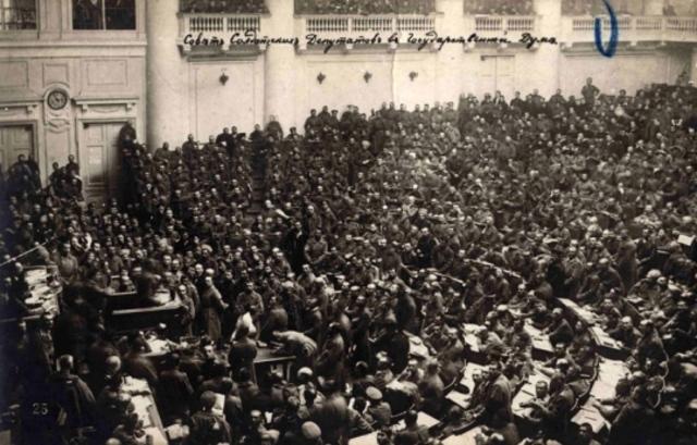 Primer congreso de los Sóviet