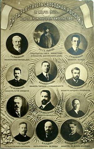 Ruptura entre el Gobierno Provisional y los Sóviet