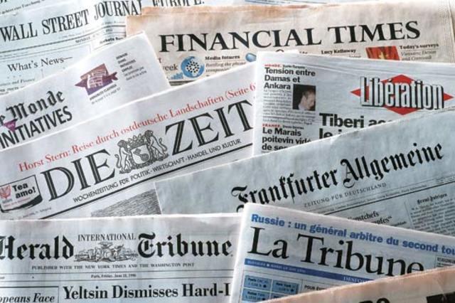 Criação de jornais periódicos