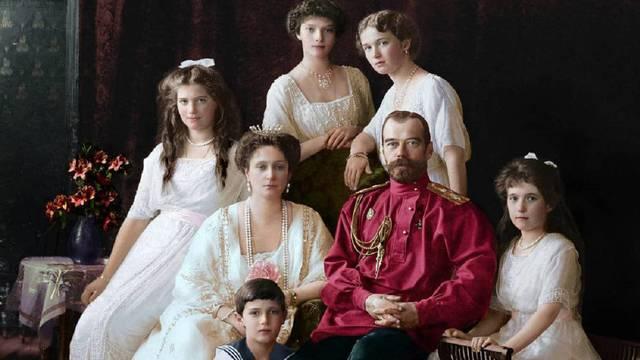 Asesinato de la familia del zar