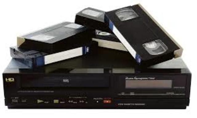 Invenção do videocassete