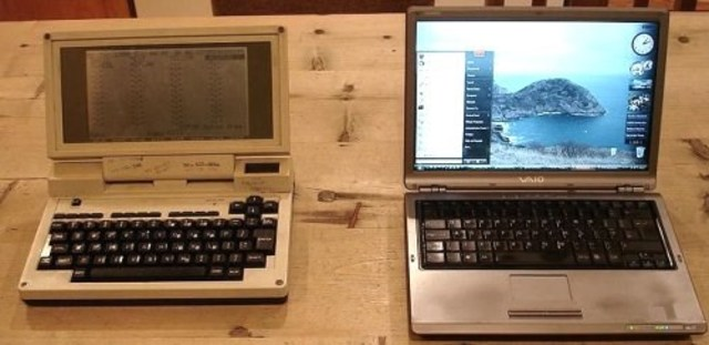 Invenção do notebook