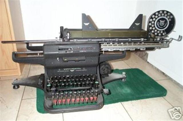 Maquina de contabilidad