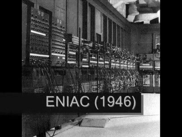 1945-1958  1ra generacion