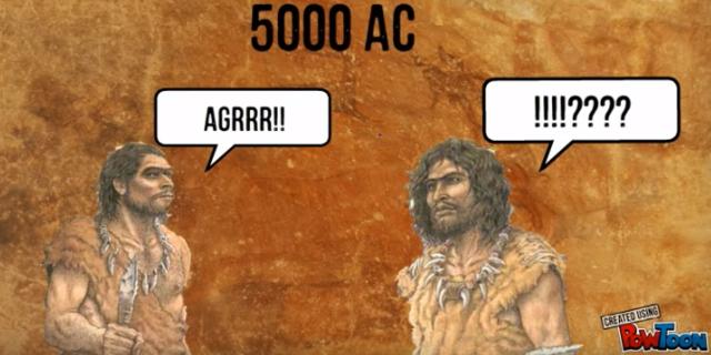 Comunicación prehistórica