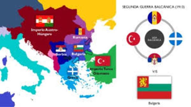 Formación de la Liga Balcánica
