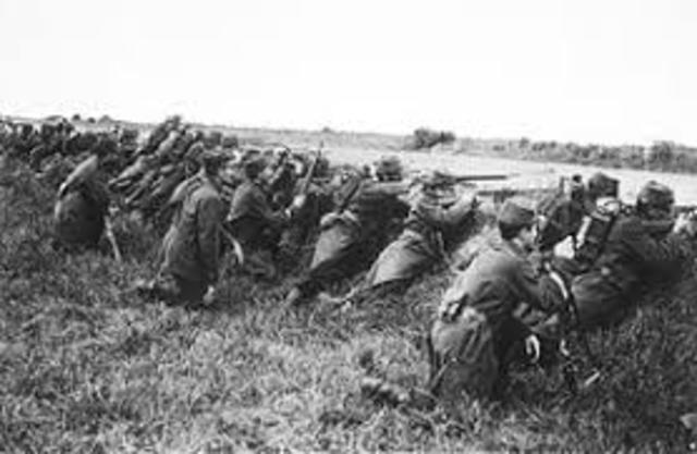 Derrota en la batalla de Marne