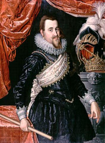 Christian 4. sendte ekspedition til Ceylon