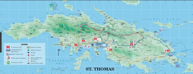 Danamark overtog Sankt Thomas