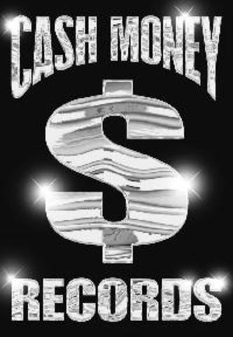 Lil Wayne joined Cash Money Records