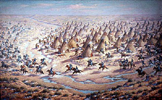 Sand Creek Massacre 1864