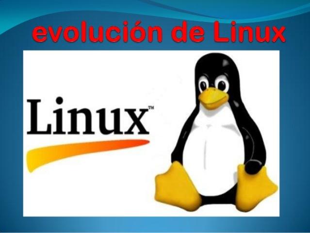 Nacimiento de Linux