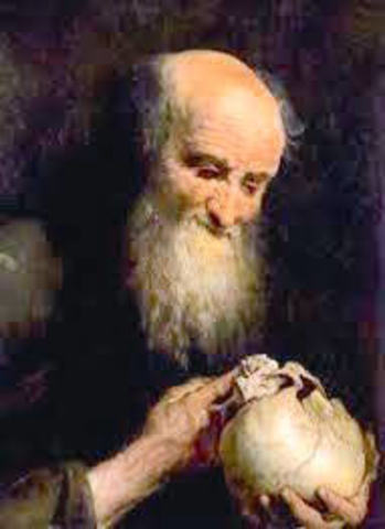 Democritus' Discovery (unknown date)