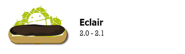 Android 2.0 Eclair