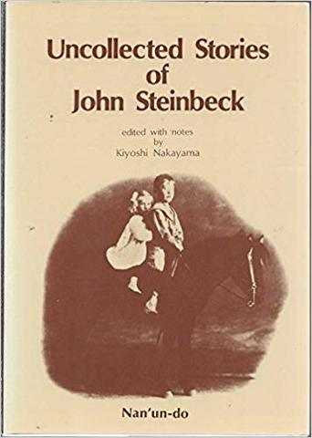 Uncollected Stories of John Steinbeck