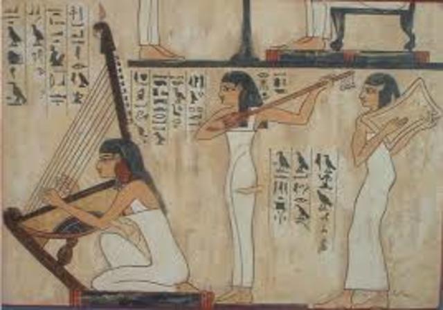 Mesopotamia y Antigua Egipto