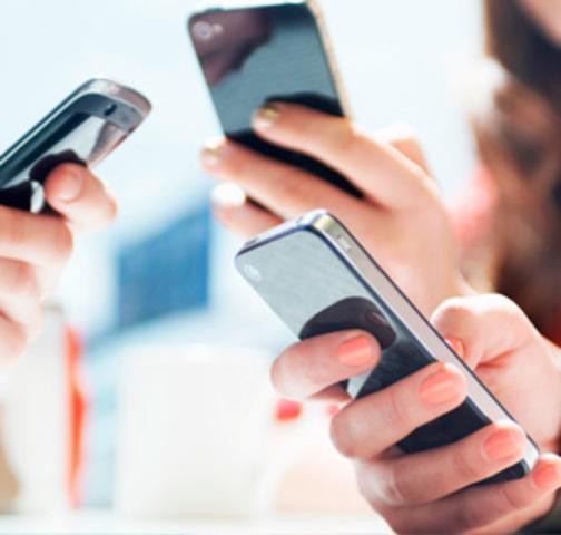 Smartphones e tablets / aprendizado móvel
