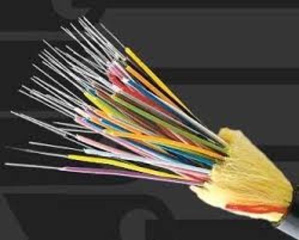Patente de la fibra óptica.