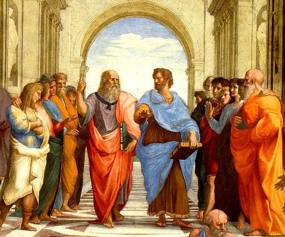 Aportes de Platón y Aristoteles