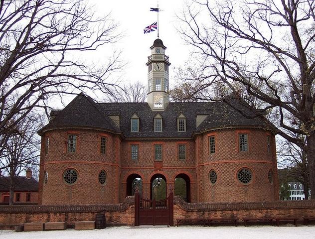 Virginia House of  Burgesses Formed