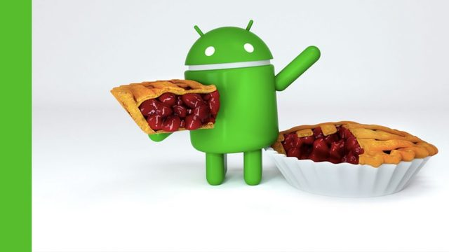 Android Apple Pie 9.0