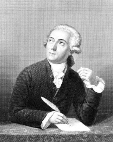 Antoine Lavoisier was born