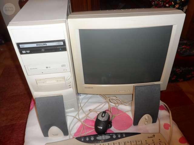 Mi primer ordenador de torre