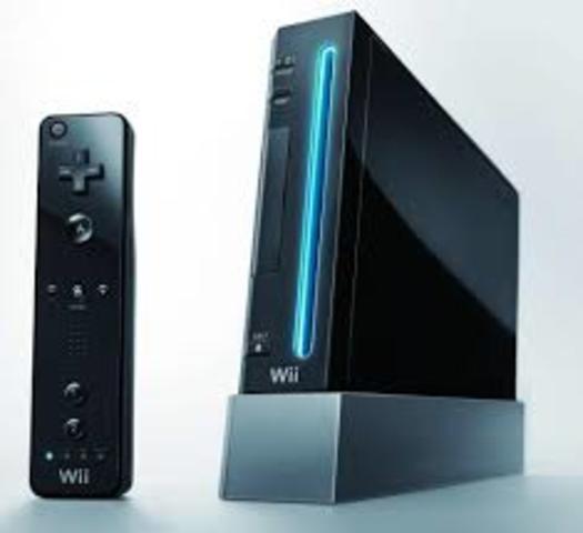 La llegada de la Wii