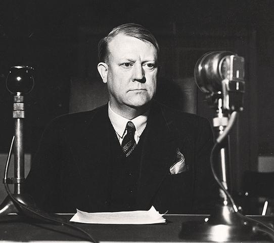 Vidkun Quislings radiokupp