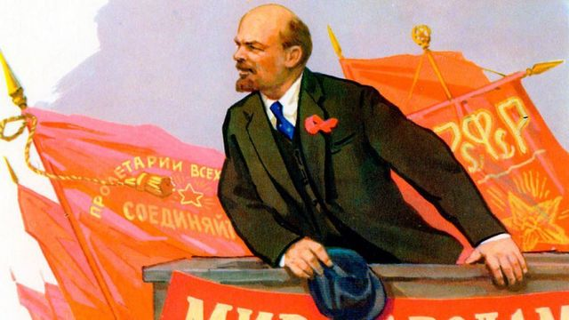 Funeral de Lenin