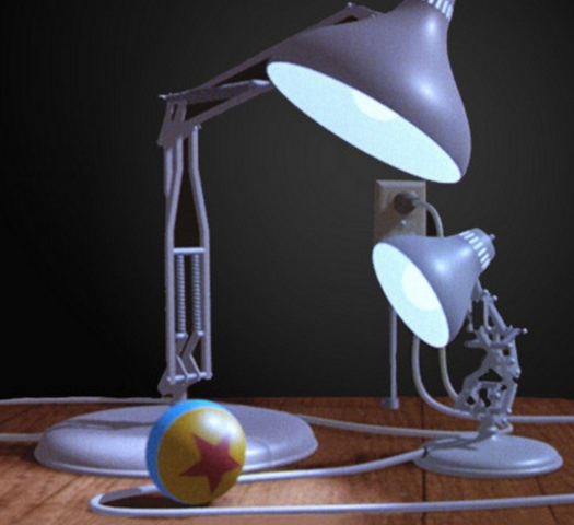Luxo Jr. Premieres to a Standing Ovation